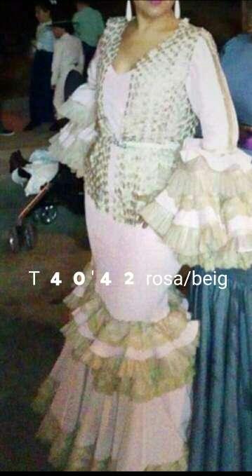 Imagen Traje flamenca T 40'42