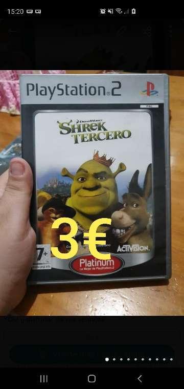 Imagen producto Juegos d pley 2 tiene poco uso  1