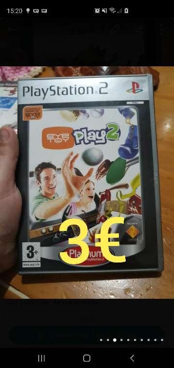 Imagen producto Juegos d pley 2 tiene poco uso  4