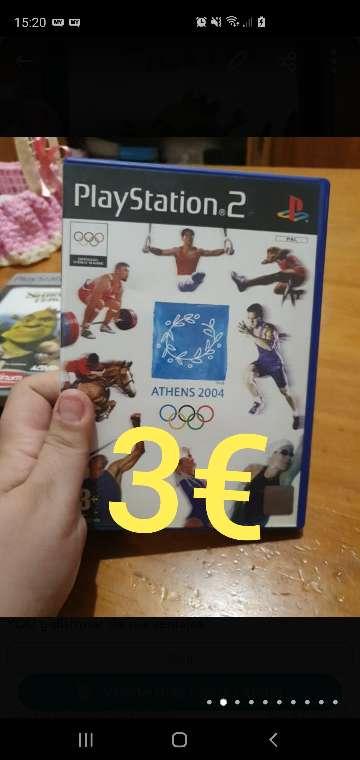 Imagen producto Juegos d pley 2 tiene poco uso  2