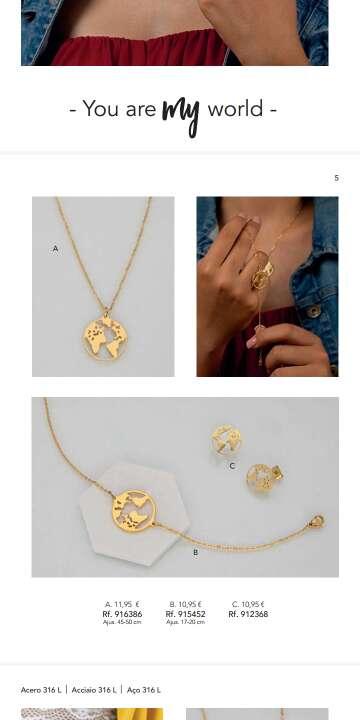 Imagen joyas y accesorios
