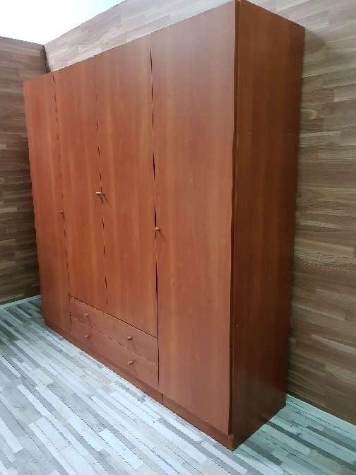 Imagen producto Armario  cuatro puertas dos metros 6