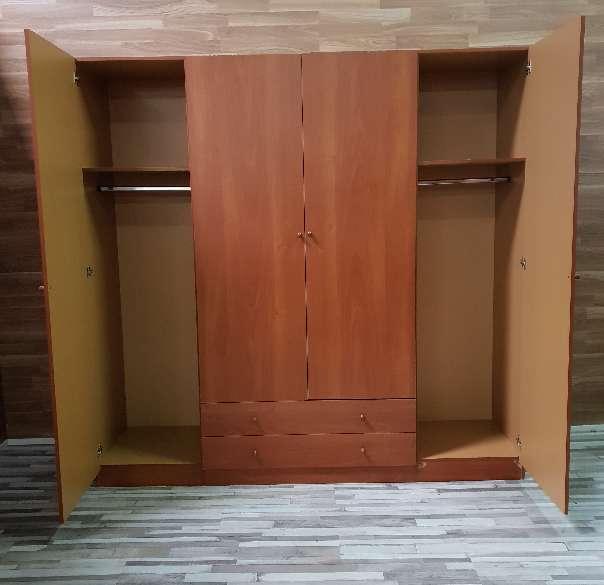 Imagen producto Armario  cuatro puertas dos metros 5