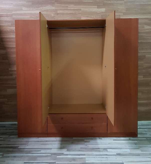 Imagen producto Armario  cuatro puertas dos metros 2