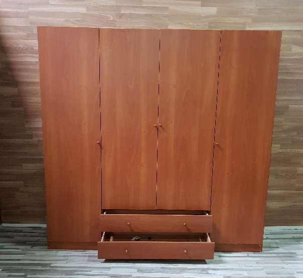 Imagen producto Armario  cuatro puertas dos metros 3