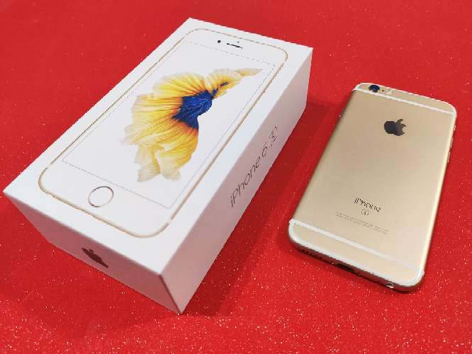 Imagen producto IPhone 6s ORO 64GB ORIGINAL + 3 fundas + 3 cristales templados de regalo 2