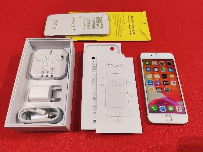Imagen producto IPhone 6s ORO 64GB ORIGINAL + 3 fundas + 3 cristales templados de regalo 3
