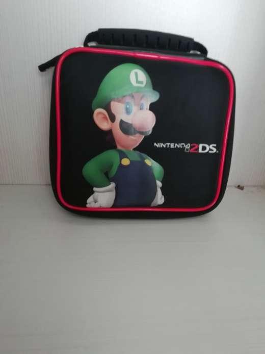 Imagen funda Luigi nintendo 3ds