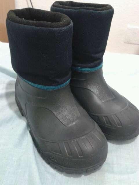 Imagen botas de invierno quechua