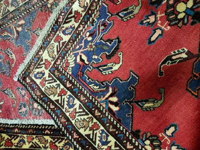 Imagen alfombras persa