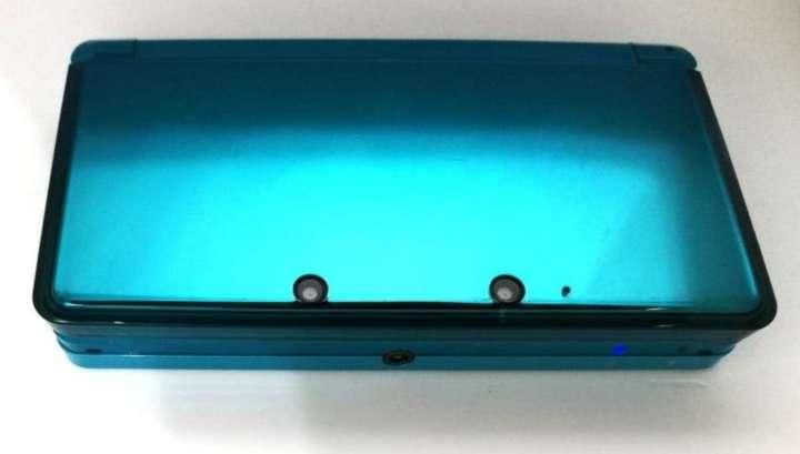 Imagen producto Nintendo 3DS Azul + Cargador 3