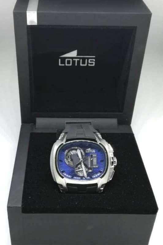 Imagen producto ¡¡OFERTA!! Reloj LOTUS Tornado Original Semi-Nuevo 2