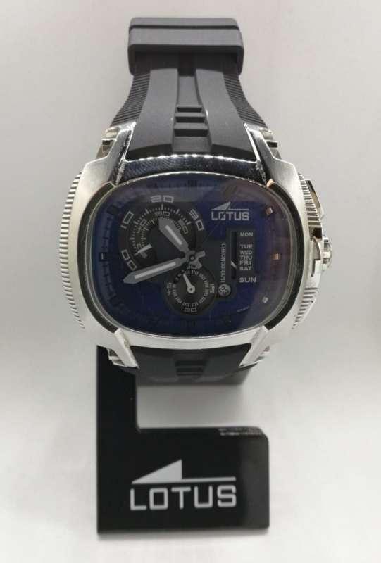 Imagen producto ¡¡OFERTA!! Reloj LOTUS Tornado Original Semi-Nuevo 3