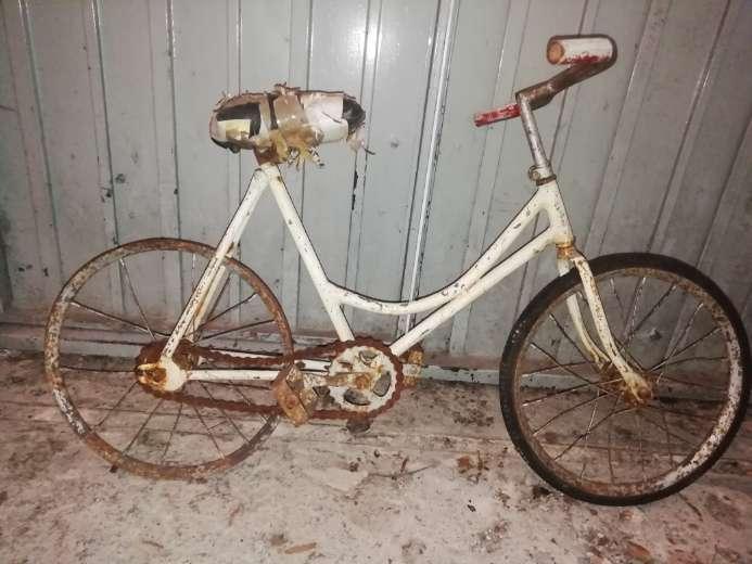 Imagen producto Triciclo tipo bicicleta  1