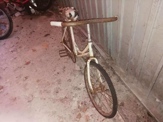 Imagen producto Triciclo tipo bicicleta  2