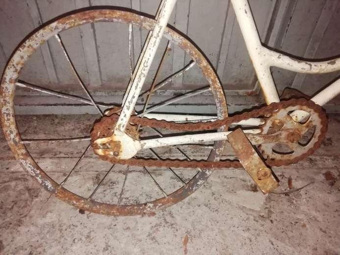 Imagen producto Triciclo tipo bicicleta  4