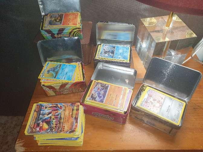 Imagen producto Coleccion Cartas Pokemons 2