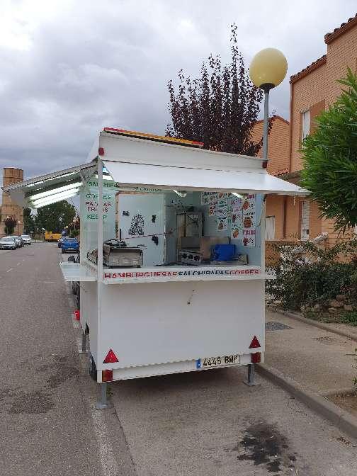 Imagen producto Remolque totalmente equipado para venta ambulante  4