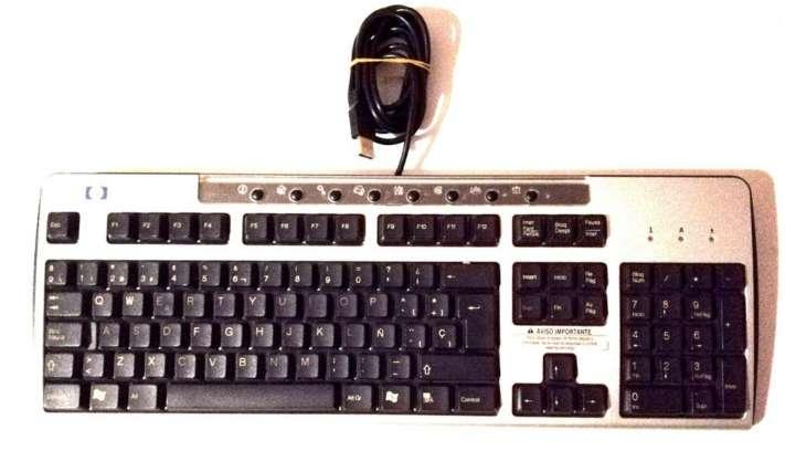 Imagen producto Teclado De Ordenador HP KU-0133 2