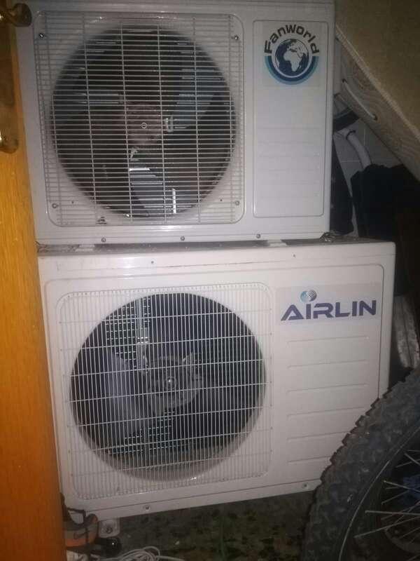 Imagen aire condicional en buenos estados apena no  llevan tiempo