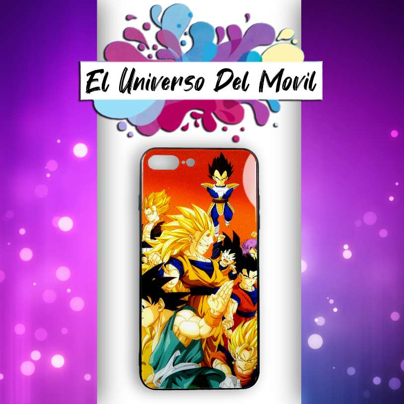 Imagen Funda Iphone 7/8 Plus Dragon Ball