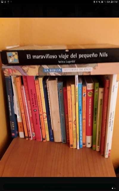 Imagen Libros infantiles y Juveniles