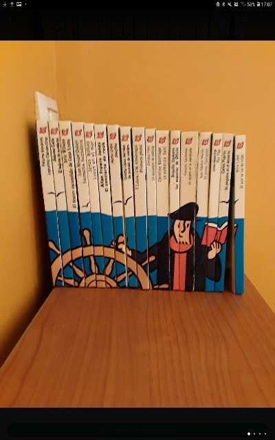 Imagen Colección libros del capitán
