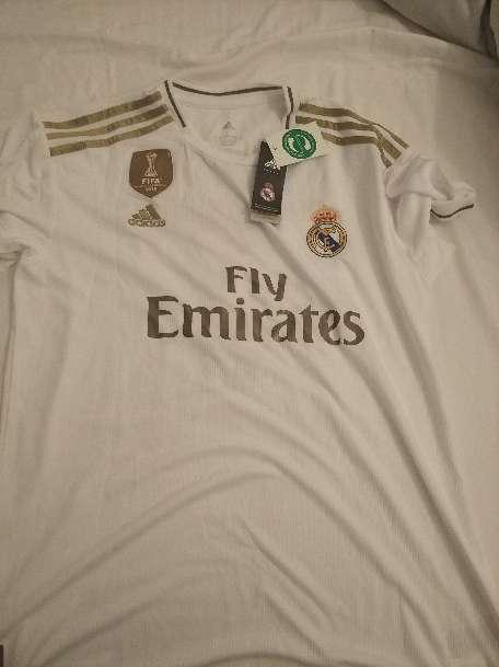 Imagen Real Madrid Hazard Talla L