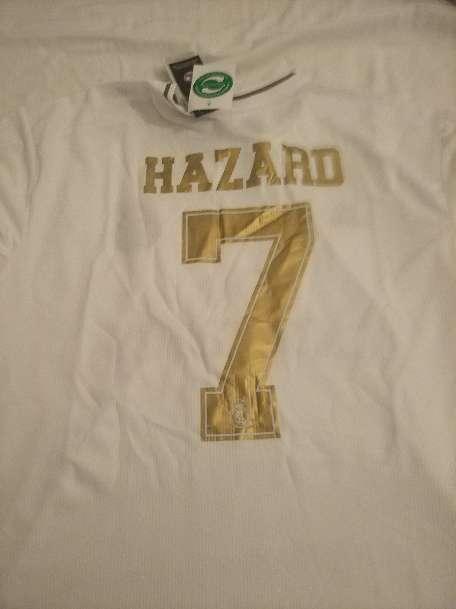 Imagen producto Real Madrid Hazard Talla L 2