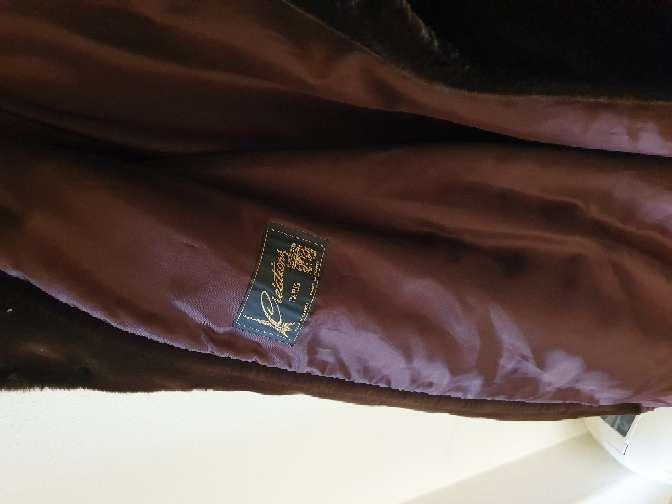 Imagen producto Vendo abrigo de vison nuevo 2