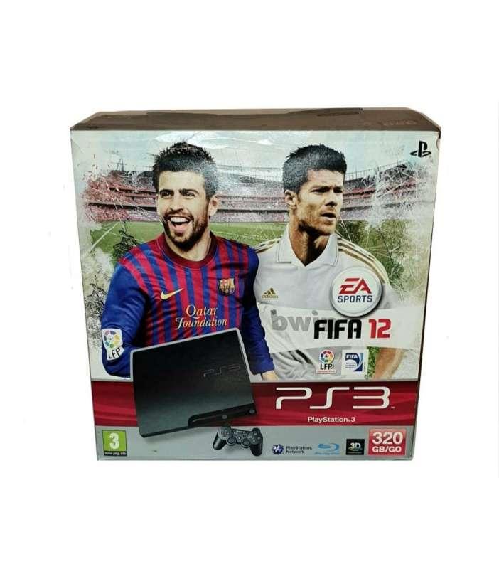 Imagen PS3 320GB Consola PlayStation 3 Edición FIFA 2012