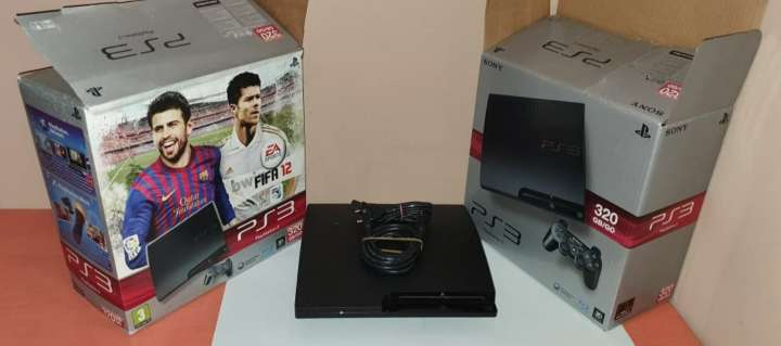 Imagen producto PS3 320GB Consola PlayStation 3 Edición FIFA 2012 4