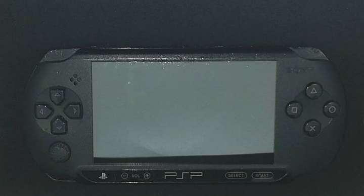 Imagen producto PSP SONY Street Especial + Cargador 3
