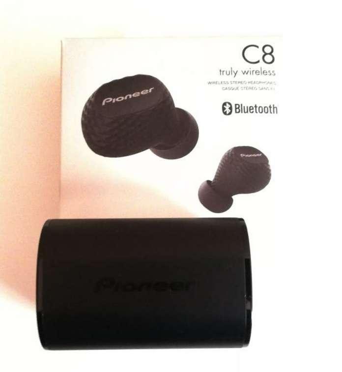 Imagen producto Auriculares PIONEER SE-C8TW Inalámbricos 6