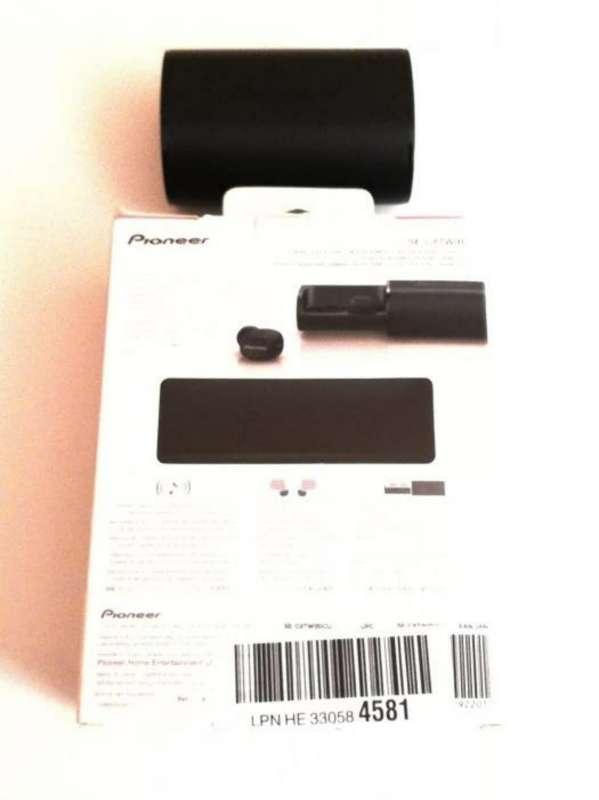 Imagen producto Auriculares PIONEER SE-C8TW Inalámbricos 4