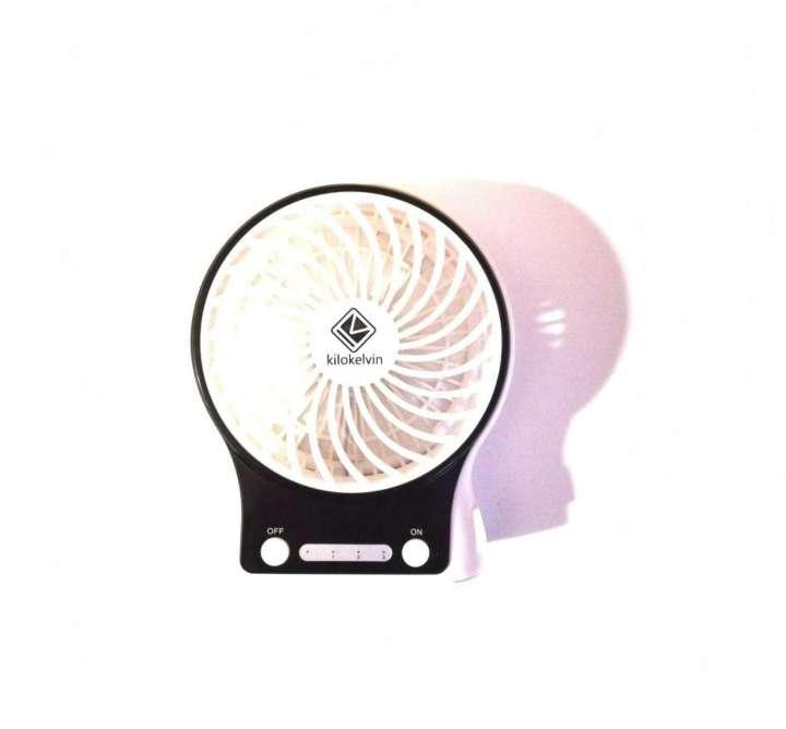 Imagen producto Mini Ventilador Portátil Recargable 1