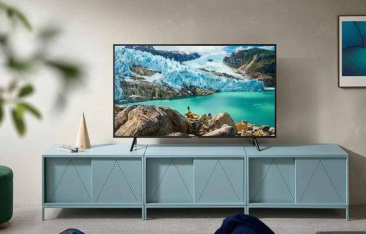 Imagen Smart TV Samsung UHD