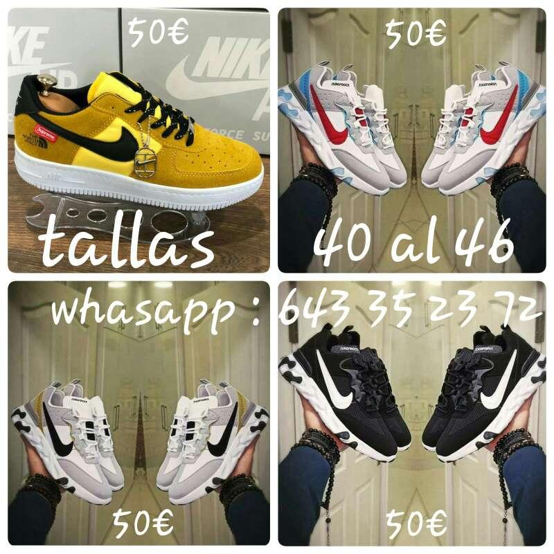 Imagen Nike Nuevas