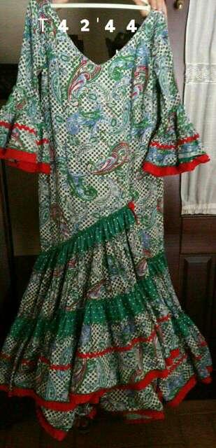 Imagen Trajes flamenca T 42'44