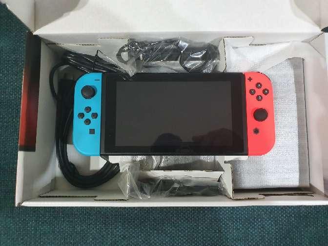 Imagen producto Nintendo switch 8