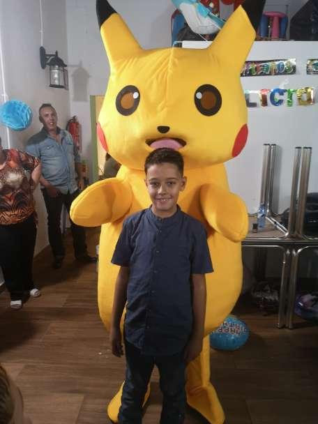 Imagen Pikachu en tu cumpleaños