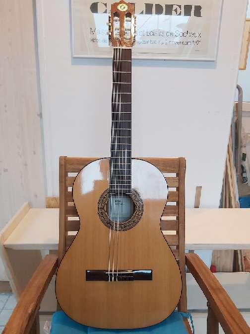 Imagen Guitarra española Juan Estruch