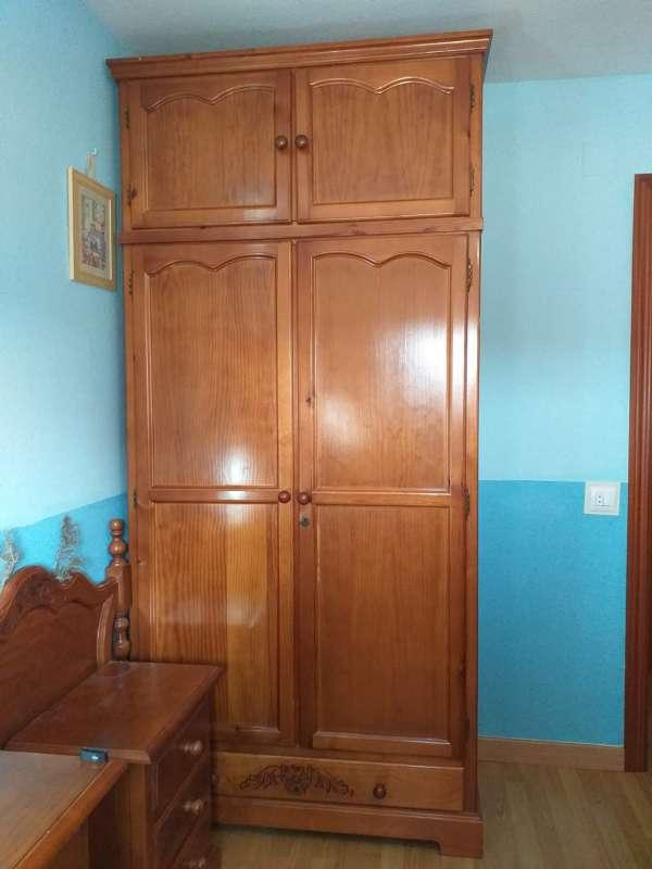 Imagen producto Dormitorio de madera 2