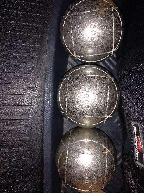 Imagen bolas de petanca JB