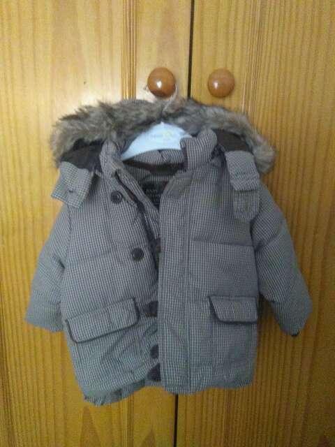 Imagen chaqueta bebe