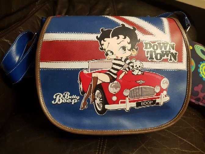 Imagen Bolso Betty Boop perfecto estado