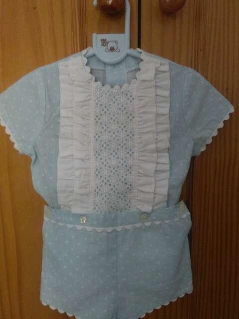 Imagen producto Traje de vestir bebe 3