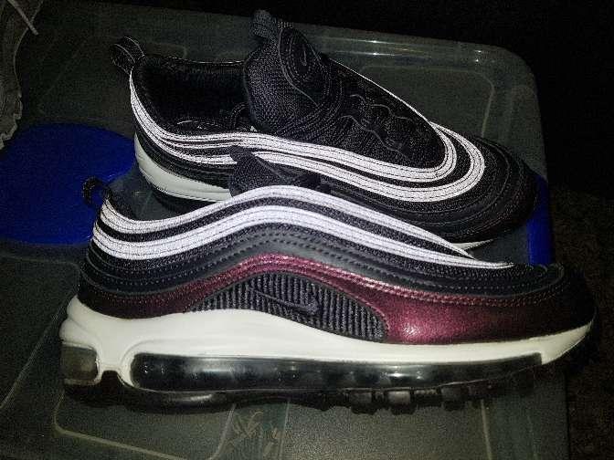 Imagen producto Nike Air Max 97 Originales negras  2