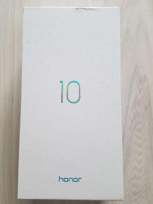 Imagen producto Honor 10 azul 128Gb 7