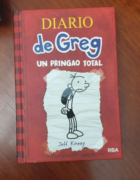 Imagen Diario de Greg